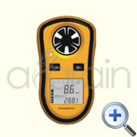 Portable Digital Anemometer,Weather Instruments,HandHeld